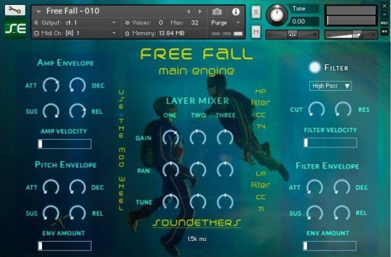 Soundethers Announces Fall KONTAKT